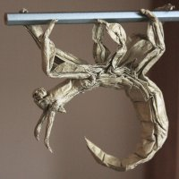 2012_Summer_Mtg_origami_stick_insects